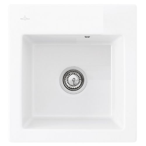 Villeroy and Boch Subway XS CeramicPlus Ceramic Kitchen Sink